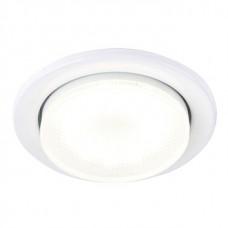 Светильник встраиваемый GCL-2GX53-H18-W белый General