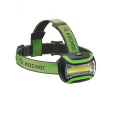 Светод многофунк фонарь KOC Au 6003 COB, 5W, 400лм, напр-ый свет 1W, магнитн