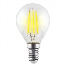 Лампа в кр.уп LED-F G45 4 W 4000 К Е14 HORIZONT