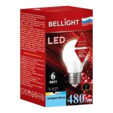 Лампа светодиодная BELLIGHT LED Шарик G45 6W 220V E27 4000K
