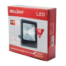 Прожектор BL-LFL-2-50-slim/СДО-2-50 slim 4500К 4000Im IP65 BELLIGHT
