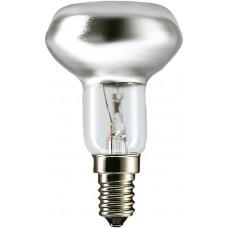 Лампа  Refl 60W E14 230V NR50 30D PHILIPS (Россия)